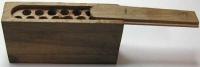 Holzkasten fuer Sprengkapseln. 2